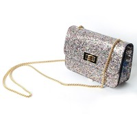 Candygirl Glitter Mini Purse - Jewelry - Accessories Discover the latest fashion trends online at storets.com