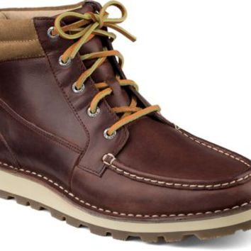 Sperry Top-Sider Dockyard Sport Chukka Boot DarkBrown, Size 7M  Men's Shoes