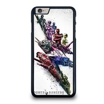 POWER RANGERS NEW iPhone 6 / 6S Plus Case Cover
