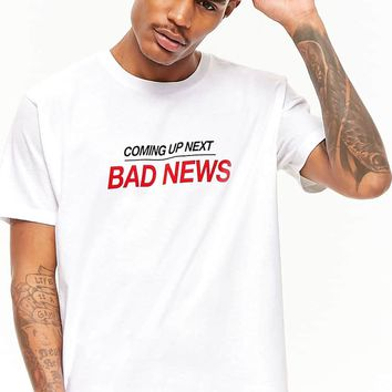 Bad News Graphic Tee
