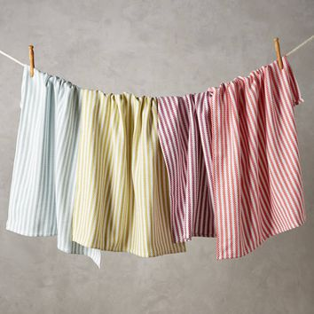 Baker Stripe Dishtowel Set