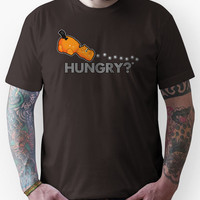 hungry hungry hippos Unisex T-Shirt