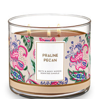 PRALINE PECAN3-Wick Candle