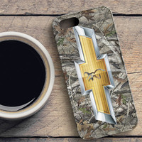 Camo Browning Chevrolet iPhone 5/5S Case | casefantasy