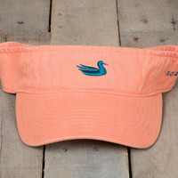 Limited Edition! Southern Marsh Visors - Washed - Collegiate - Northwestern State University