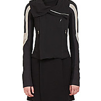 Rick Owens - Giacca Track Jacket - Saks Fifth Avenue Mobile