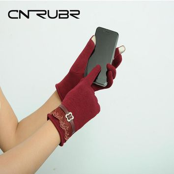 High Fashion Winter Gloves