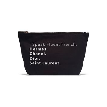 Pouch- Fluent French