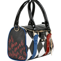 DC Comics Suicide Squad Harley Quinn Mini Barrel Bag