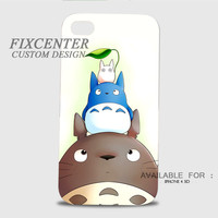 Totoro And Friends 2 3D Image Cases for iPhone 4/4S, iPhone 5/5S, iPhone 5C, iPhone 6, iPhone 6 Plus, iPod 4, iPod 5, Samsung Galaxy (S3, S4, S5, S6) by FixCenters