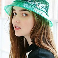 Reason X UO Clear Rain Bucket Hat