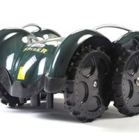 LawnBott LB1200 Spyder Robotic Cordless Electric Lawn Mower (Discontinued by Manufacturer)