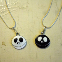 Nightmare Before Christmas Jack Charm Pendant by MinniesWardrobe