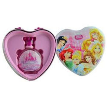 Disney DISNEY PRINCESS EDT SPRAY 3.4 OZ & METAL LUNCH BOX WOMEN
