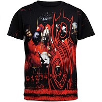 Slipknot - Debut All-Over T-Shirt