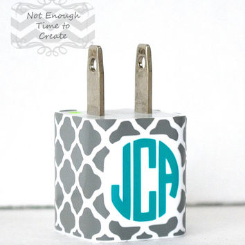 iPhone or iPod Personalized Charger Wrap