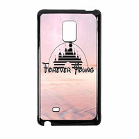 Forever Young Disney Samsung Galaxy Note Edge Case