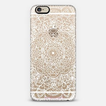Mandala iPhone 6 case by Annabel Grant | Casetify