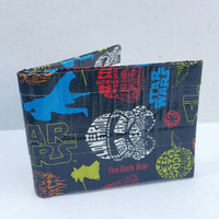 Star Wars Duct Tape Wallet - Bifold Wallet