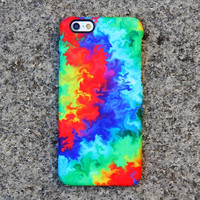 Abstract iPhone 6 painting iPhone 6 plus Case, Tie Dye iPhone 5S 5 5C 4S 4 Case, Samsung Galaxy S5 S4 S3 Note 2 Note 3 Case