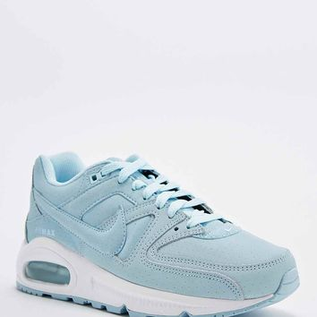 Nike Air Max Command Premium Trainers in Ice Blue - Urban Outfitters