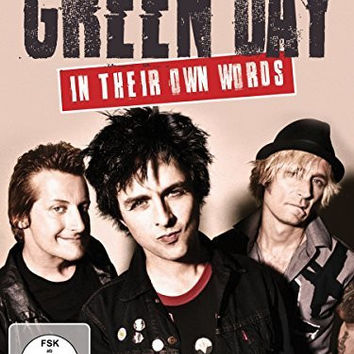 Green Day: In Their Own Words DVD