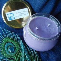 Double Wicked Plumeria Scented Soy Candle in Tureen Jar