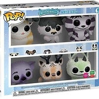 Funko POP! Monsters Exclusive Vinyl Figure 6-Pack