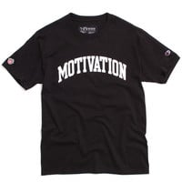 Campus Champion T-Shirt Black
