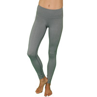 Gray Yoga Leggings, Running Tights & Workout Leggings