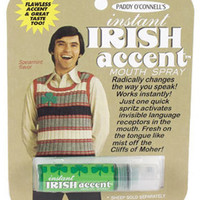 IRISH ACCENT BREATH SPRAY