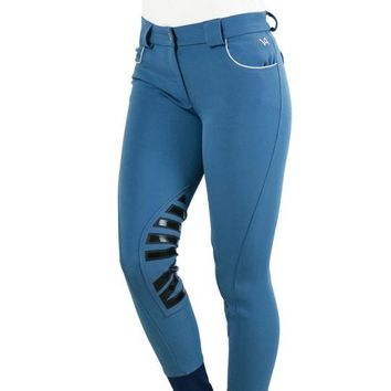 Official Vision French Blue Schooling Pant