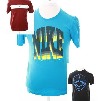 Nike short sleeve mens T shirt Tee Size Medium multiple options Active gym