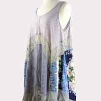 Alaska Forget Me Not Tunic