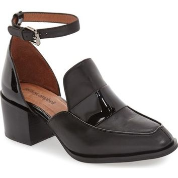 Jeffrey Campbell 'Walden' Ankle Strap Pump (Women) | Nordstrom