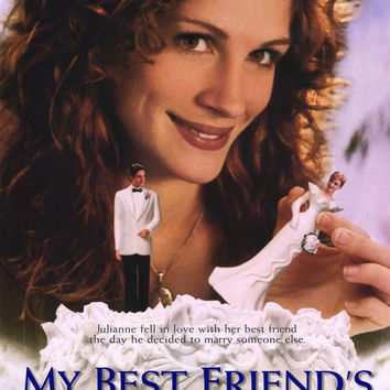 My Best Friend's Wedding 11x17 Movie Poster (1997)
