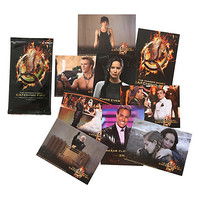 The Hunger Games: Catching Fire Trading Cards