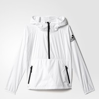 adidas Z.N.E. Windbreaker - White | adidas US