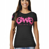 Basic GWG Tee - Black | Girls with Guns Clothing
