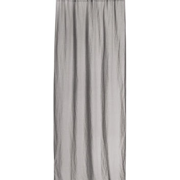 H&M Washed Linen Curtain Panel $49.99