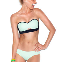 Keyhole Bandeau Top - Victoria's Secret Swimwear