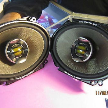 PIONEER PREMIER TS-0802P 200 WATT SPEAKERS