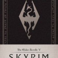 The Elder Scrolls V: Skyrim Hardcover Ruled Journal (Large)