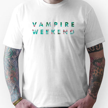 Vampire Weekend Tropical T-Shirts & Hoodies