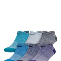 Nike | Performance Lightweight Dri-Fit Low Cut Socks - Pack of 6 | Nordstrom Rack