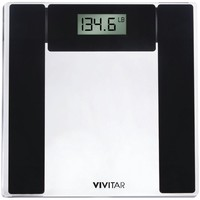 Vivitar Digital Bathroom Scale (clear)