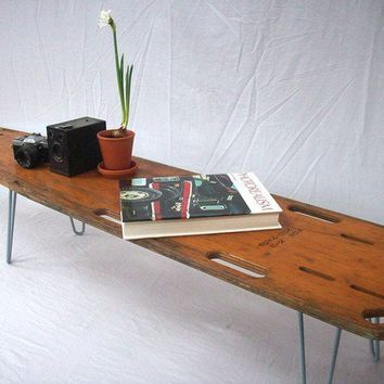 EMS Back Board Coffee Table / Vintage by urgestudio on Etsy