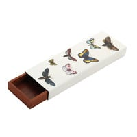 Buy Fornasetti Farfalle Box - 300 - White | Amara