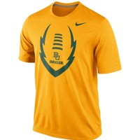 Nike Men's Baylor Bears Gold Icon Legend Football Performance T-Shirt | DICK'S Sporting Goods
