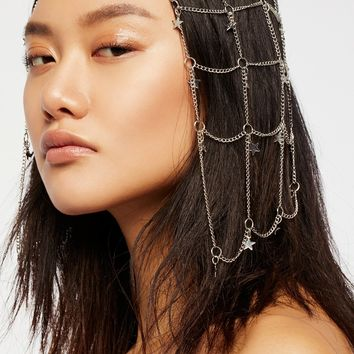Free People Disco Fever Headpiece